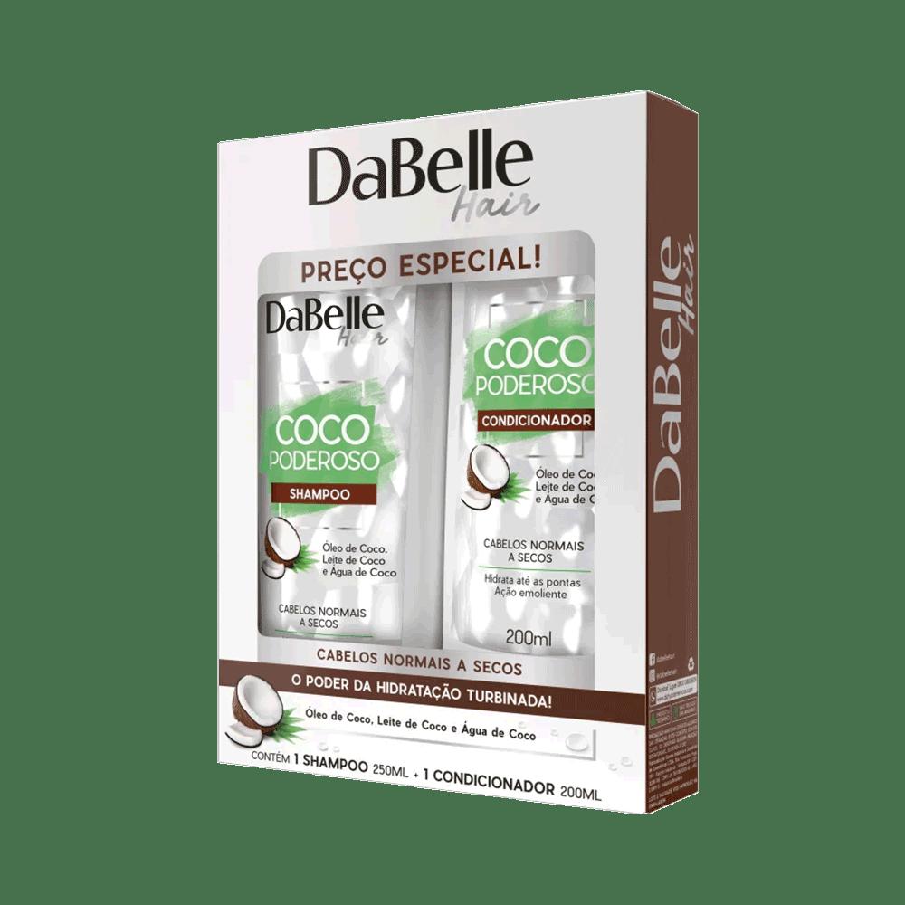 Kit-Dabelle-Shampoo---Condicionador-Coco-Poderoso-200ml