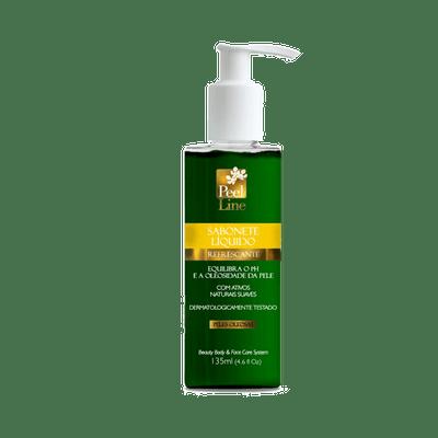 Sabone-Liquido-Peel-Line-Refrescante-135ml