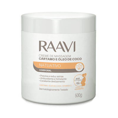 Creme-Massagem-Cartamo-Raavi-500g-7898212284898