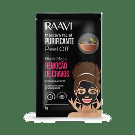 Mascara-Facial-Raavi-Black-Mask-Peel-Off-7898212285475