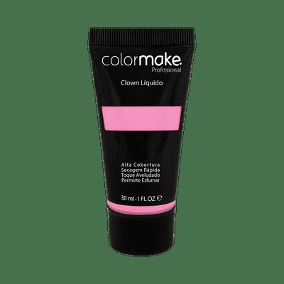 Maquiagem-Artistica-Clown-Liquido-ColorMake-Rosa-Claro-30ml-7898595465815