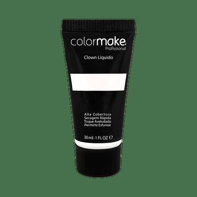Maquiagem-Artistica-Clown-Liquido-ColorMake-Branco-30ml-7898595465853