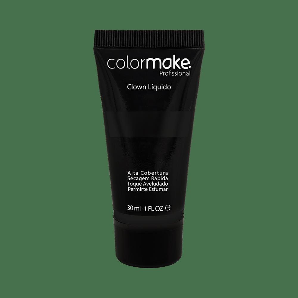 Maquiagem-Artistica-Clown-Liquido-ColorMake-Preto-30ml-7898595465808