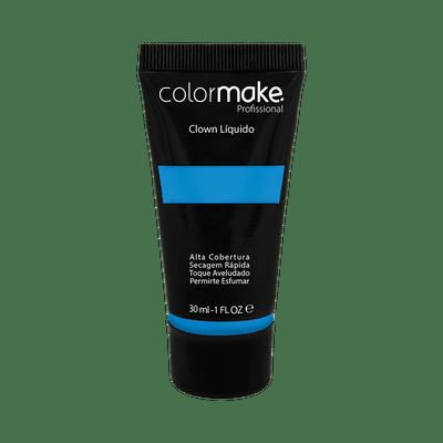 Maquiagem-Artistica-Clown-Liquido-ColorMake-Azul-Neon-30ml-7898595465723