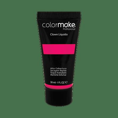 Maquiagem-Artistica-Clown-Liquido-ColorMake-Pink-Neon-30ml-7898595465730