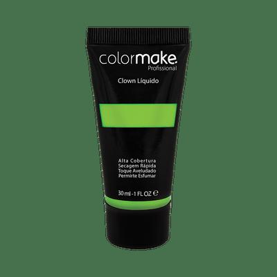 Maquiagem-Artistica-Clown-Liquido-ColorMake-Verde-Neon-30ml-7898595465754