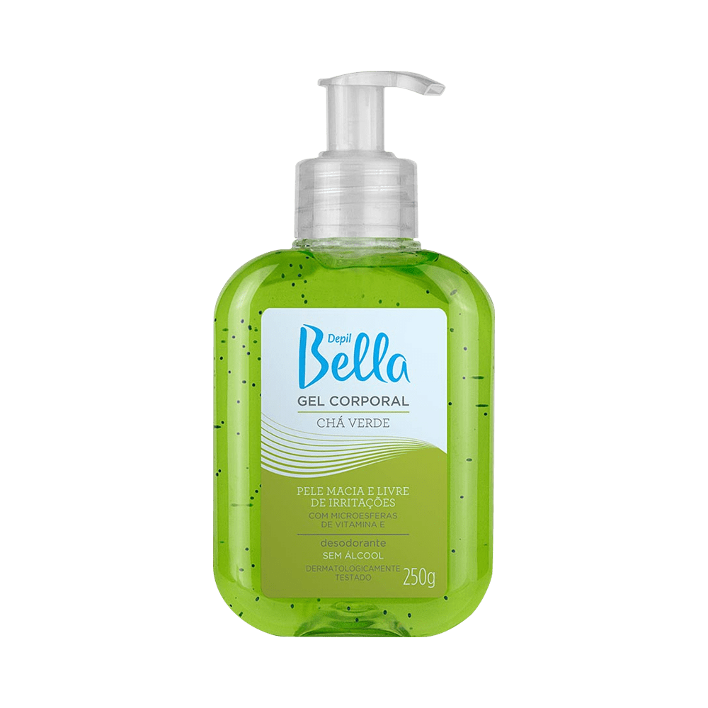 Gel-Corporal-Depil-Bella-Cha-Verde-250g-7898212281965