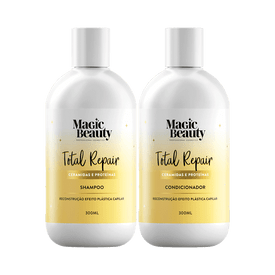 Kit-Magic-Beauty-Shampoo---Condicionador-Total-Repair-300ml