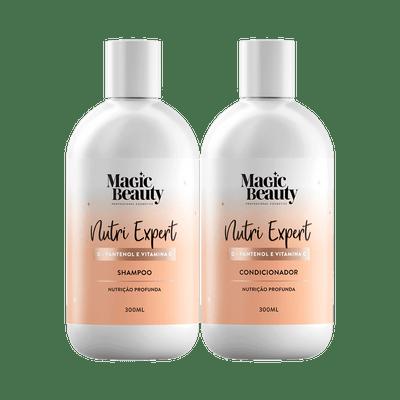 Kit-Magic-Beauty-Shampoo---Condicionador-Nutri-Expert-300ml