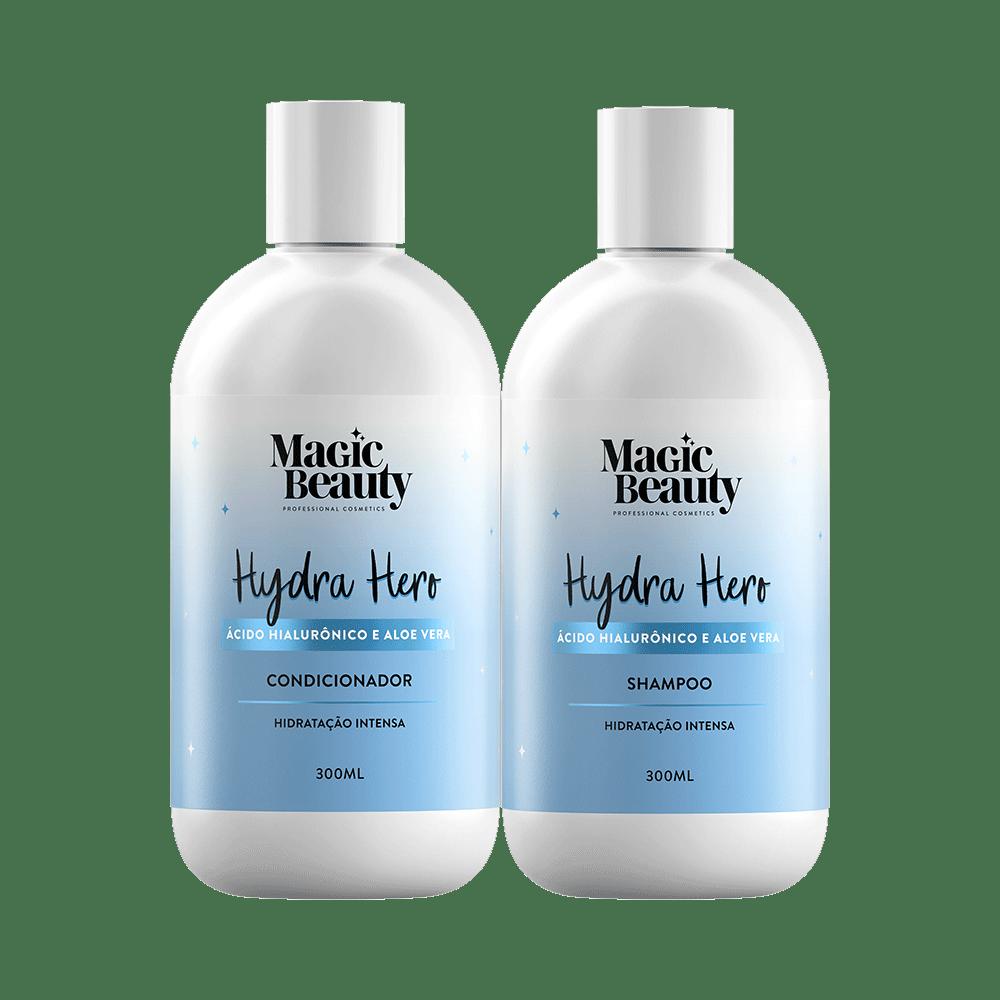 Kit-Magic-Beauty-Shampoo---Condicionador-Hydra-Hero-300ml