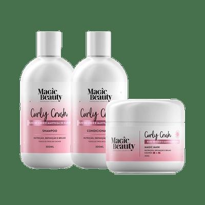 Kit-Magic-Beauty-Shampoo---Condicionador---Mascara-3B-a-4C-Curly-Crush