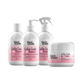 Kit-Magic-Beauty-Shampoo-Magic-Poo---Creme-Ativador---Umidificador---Gelatina
