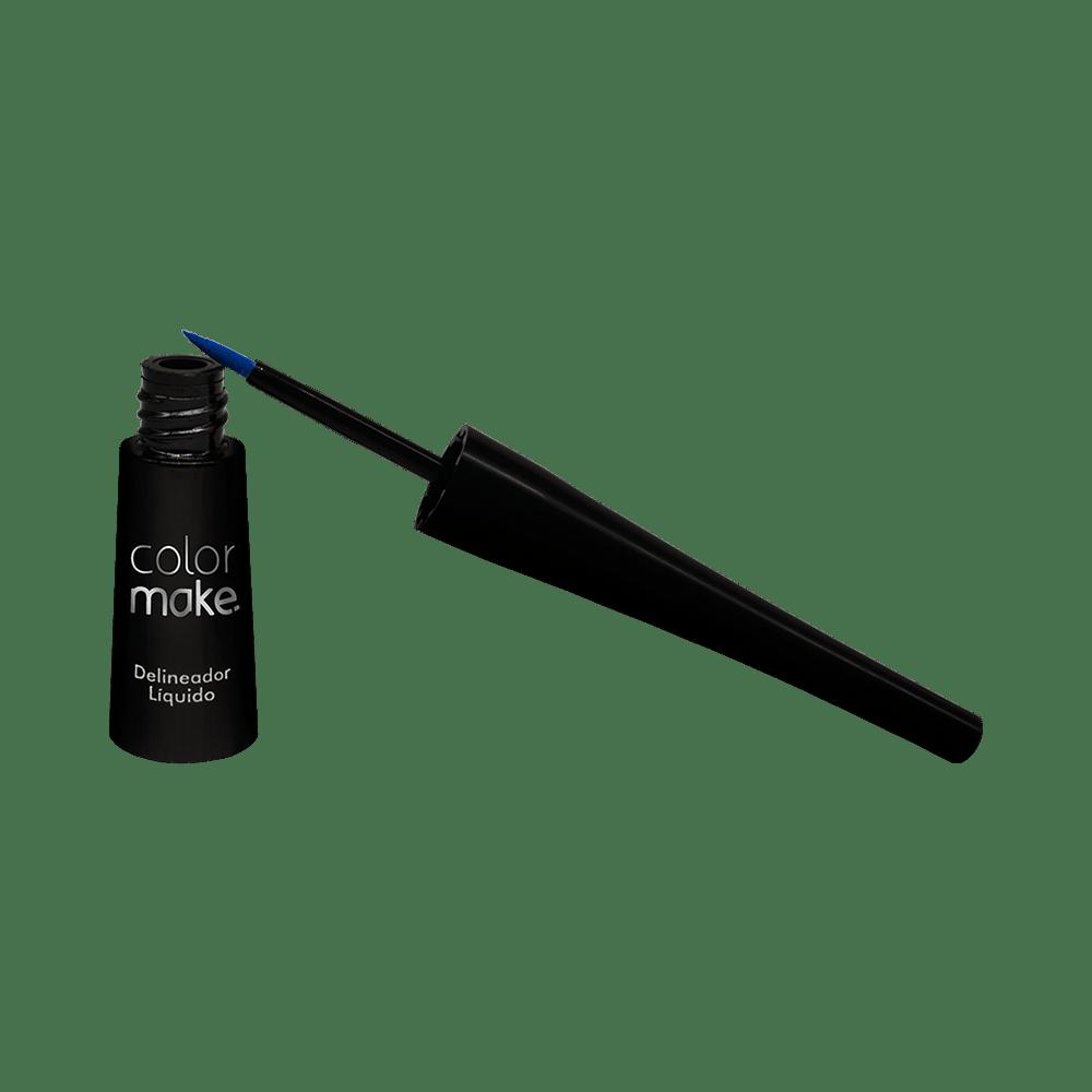 Delineador-Liquido-ColorMake-Azul-Escuro-7898595465488