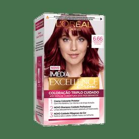 Coloracao-Imedia-Excellence-6.66-Vermelho-Acetinado