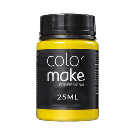 Tinta-Liquida-ColorMake-Amarelo-25ml