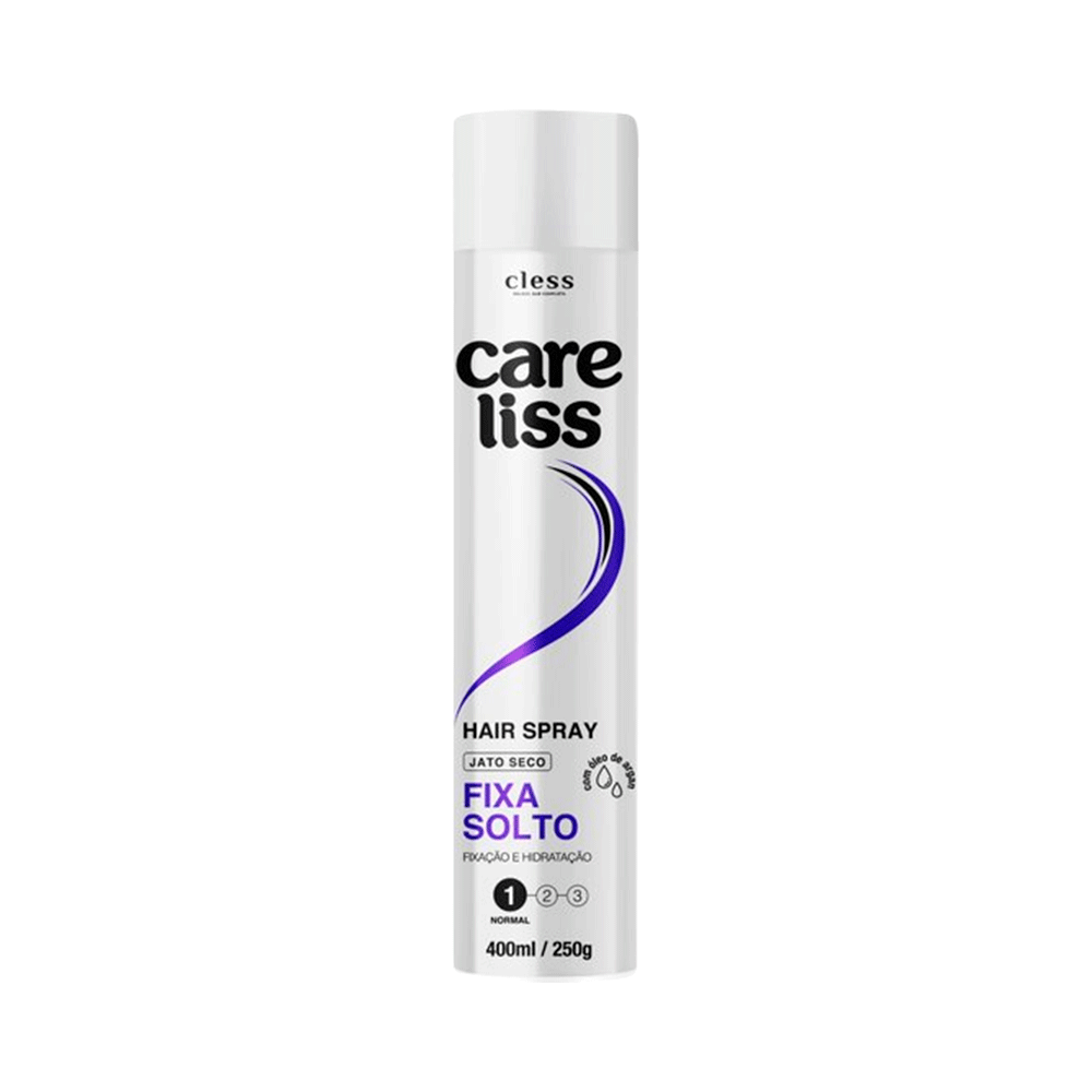 Hair-Spray-Cless-Care-Liss-Normal-400ml