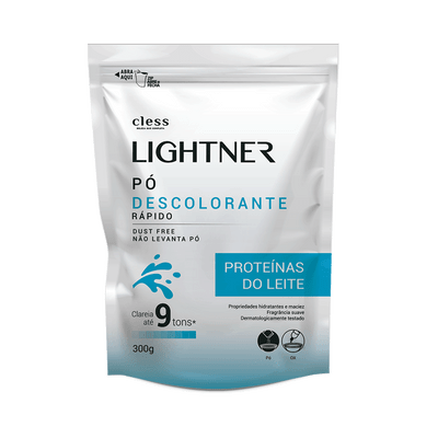 Po-Descolorante-Lightner-Proteinas-do-Leite-Refil-300g