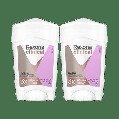 Kit-2-desodorantes-Rexona-Clinical-Stick-Women-12415