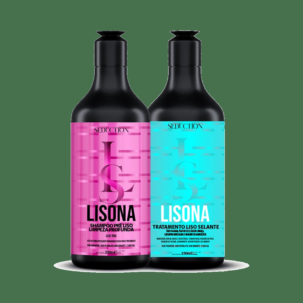 Kit-Seduction-Lisona-Shampoo---Tratamento-Selagem-250ml-7898593852099