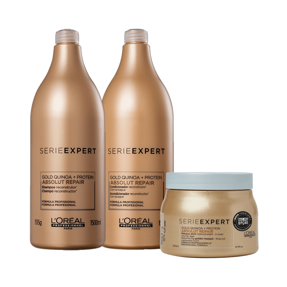 Kit-Serie-Expert-Shampoo---Condicionador-1500ml---Mascara-Absolut-Repair-Gold-Lightweight---500g