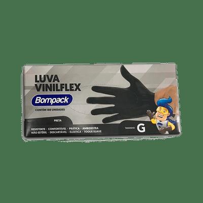 Luva-Bompack-Vinilflex-Preta-100-Unidades-G---7908026005074
