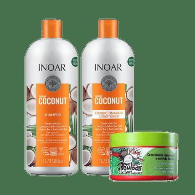 Kit-Inoar-Shampoo---Condicionador-1000ml-Gratis-Mascara-Coconut-250g