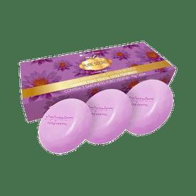 Kit-Sabonete-Phytoderm--Pure-Secret-90g---Kit-Sabonete-Phytoderm--Pure-Secret-90g