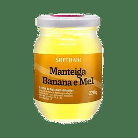 Creme-Capilar-Soft-Hair-Manteiga-De-Banana-E-Mel-220g---7896115142963