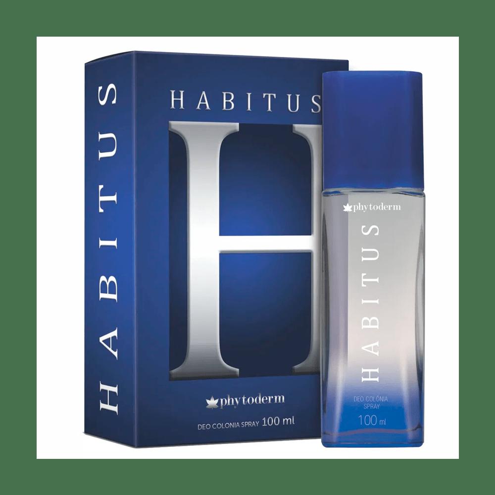 Perfume-Masculino-Phytoderm-Habitus-Deo-Colonia-100ml
