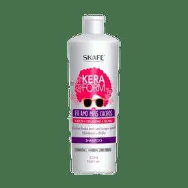 Shampoo-Skafe-Keraform-Eu-Amo-Meus-Cachos-500ml---7898658620816