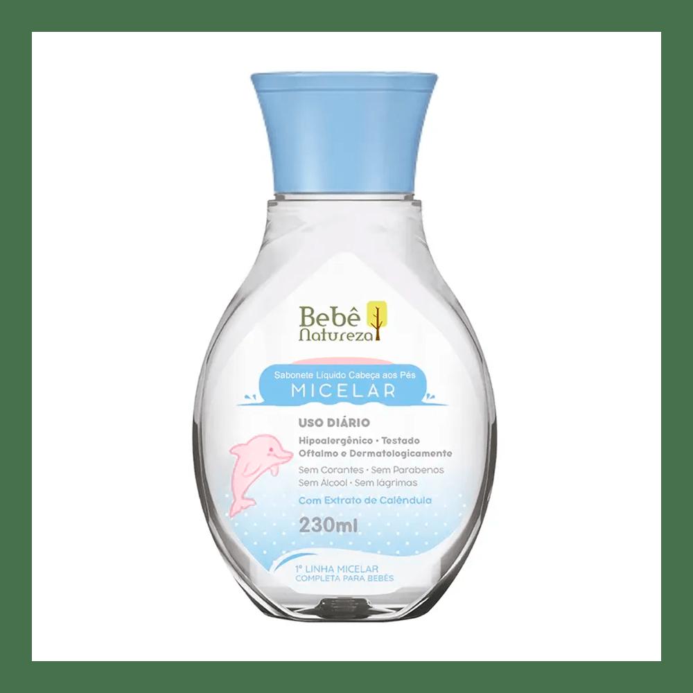 Sabonete-Liquido-Bebe-Natureza-Micelar-230ml