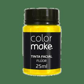 Tinta-Liquida--ColorMake-Fluor-Fluorescente-Amarelo-----7898595460896