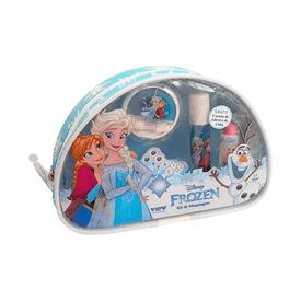 Kit-de-Maquiagem-View-Cosmeticos-Frozen---Necessaire
