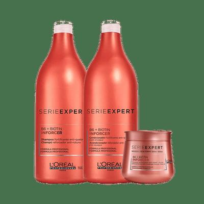 Kit-Serie-Shampoo---Condicionador-1000ml-Gratis-Mascara-Inforcer-250g
