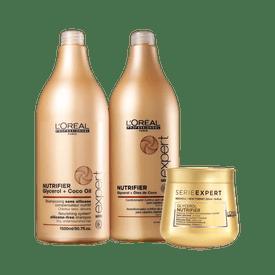 Kit-Serie-Shampoo---Condicionador-1000ml-Gratis-Mascara-Nutrifier