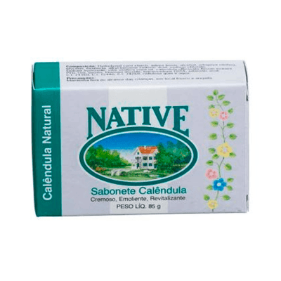 Sabonete-Native-Calendula-Natural-85g