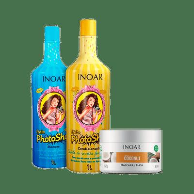 Kit-Inoar-Shampoo---Condicionador-Photoshop-1000ml-Gratis-Mascara-Coconut-250g-9900000038694
