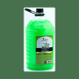 Sabonete-Liquido-Samplus-Erva-Doce-1900ml-7898466650357