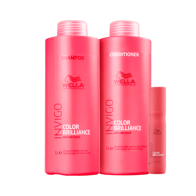 Kit-Wella-Shampoo---Condicionador-1000ml---Balm-Invigo-Color-Brilliance-150ml