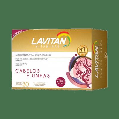 Suplemento-Vitaminico-Lavitan-Cabelos-e-Unhas-30-Comprimidos