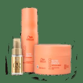 Shampoo-mascara-oil-wella-nutri-enrich