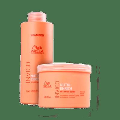 shampoo-mascara-wella-nutri-enrich