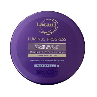 Mascara-Nutritiva-Lacan-Desamareladora-Luminus-Progress-90g