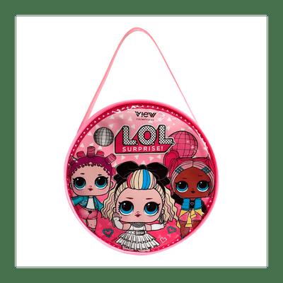 Bolsa-de-Maquiagem-Redonda-LOL-Cores-e-Personagens-Sortidos