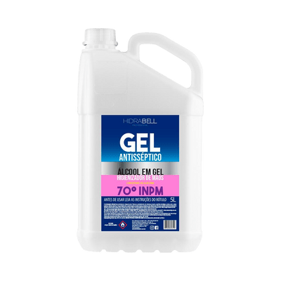 Alcool--Gel-Antisseptico-Hidrabell-5000ml