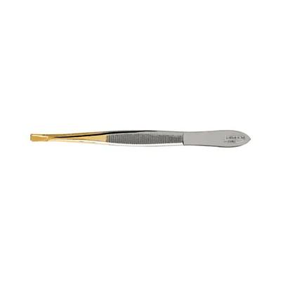 Pinca-Depilatoria-Gianinis-Ouro-Reta-9cm