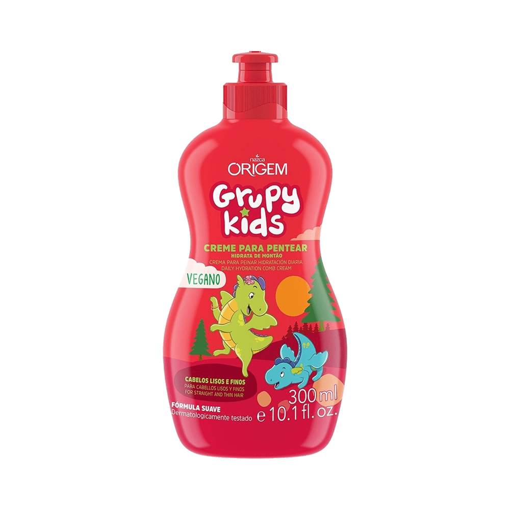 Creme-para-Pentear-Grupy-Kids-Hidrata-de-Montao-300ml-7896085871542
