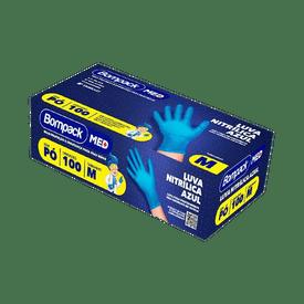 Luva-Bompack-Nitrilica-Com-100-Azul-M