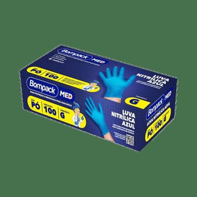 Luva-Bompack-Nitrilica-Com-100-Azul-G