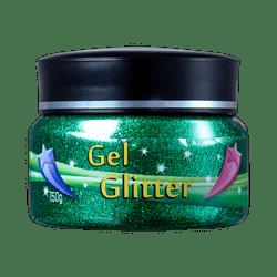 Gel-Glitter-ColorMake-Verde-150g